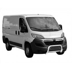 RVS Pushbar Citroën Jumper Crossbar 2014+ (TÜV)