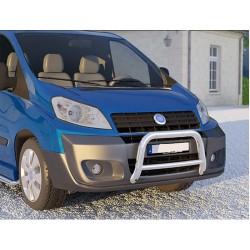 RVS pushbar Fiat Scudo (dwarsbalk)