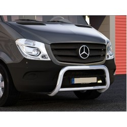 RVS pushbar Mercedes Sprinter vanaf 2013