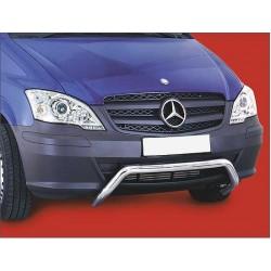 RVS pushbar Mercedes Vito vanaf 2003 t/m 2010
