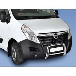 RVS pushbar Opel Movano vanaf 2010 t/m 2012