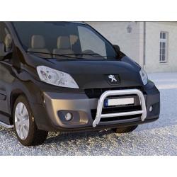 RVS pushbar Peugeot Expert vanaf 2007 (dwarsbalk)