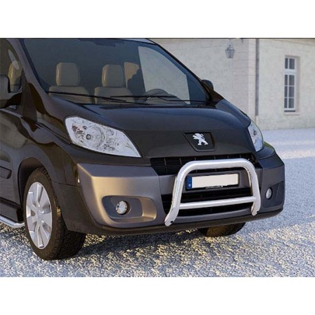 RVS pushbar Peugeot Expert 2007-2015 (dwarsbalk)