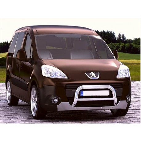 RVS pushbar Peugeot Partner 2008+