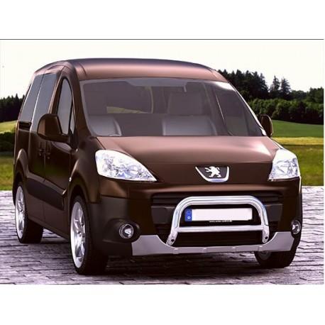 RVS pushbar Peugeot Partner vanaf 2008