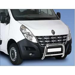 RVS pushbar Renault Master vanaf 2010 t/m 2012