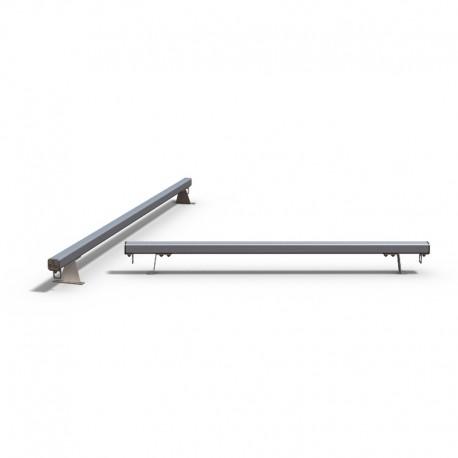Aluminium dakdragers Mercedes Vito 2004 - Heden