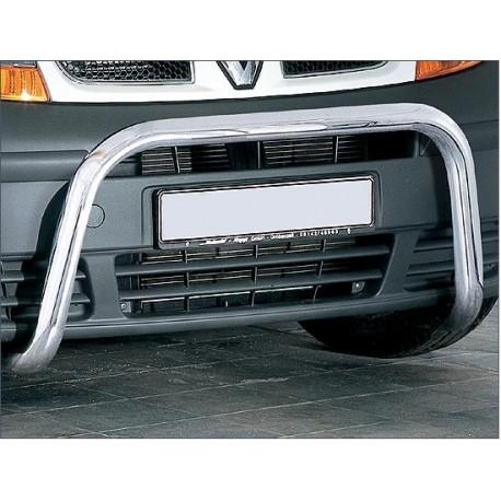 RVS pushbar Opel Vivaro tot 2014