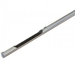 Sidebars 60mm Opel Vivaro L1 gepolijst, 3 steps 2014+