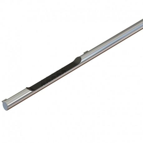 Sidebars Mercedes Vito 320 kort, gepolijst, 3 steps t/m 2013