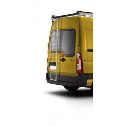 Deurladder Nissan NV400 H2 Grijs 270 graden