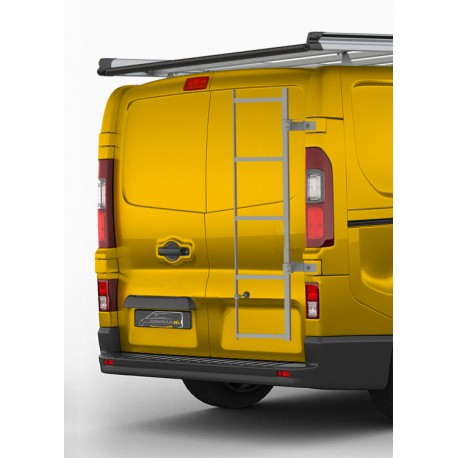 Deurladder Grijs Renault Trafic vanaf 2014