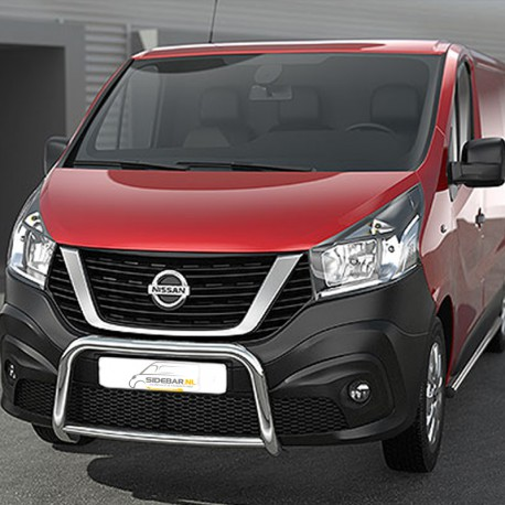 RVS Pushbar Nissan NV300 2014+