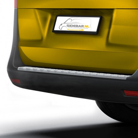 Bumperbescherming Mercedes Vito 2014+
