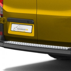 Bumperbescherming Volkswagen Crafter 2017+