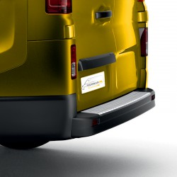 Bumperbescherming Renault Trafic 2014+