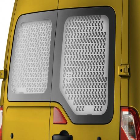 Raamroosters Renault Master deuren 2010+ Wit