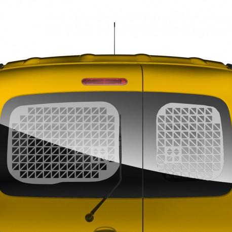 Raamroosters deuren Renault Kangoo 2008+ Wit