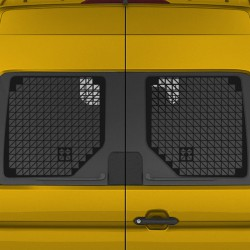 Raamroosters Volkswagen Crafter deuren 2017+
