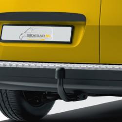 Bumperbescherming Peugeot Partner 2008-2018