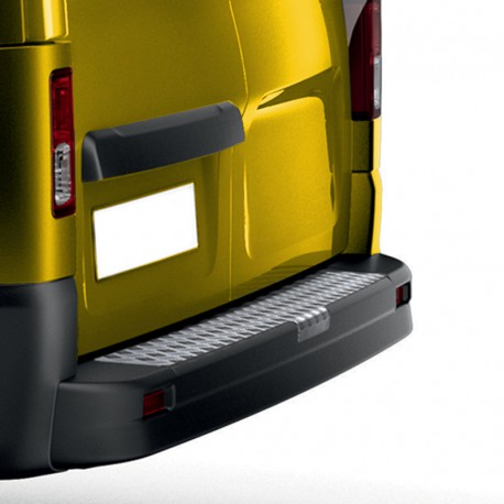 Bumperbescherming Opel Vivaro 2014+ met Trekhaak