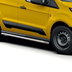 Sidebars Ford Transit Connect Gepolijst 2013+