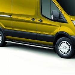 Sidebars Ford Transit Geborsteld 2014+