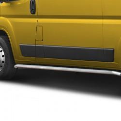 Sidebars Peugeot Boxer gepolijst