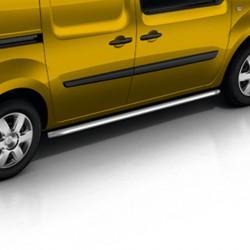 Sidebars Renault Kangoo gepolijst