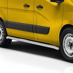 hoogglans sidebars Renault Master 2010+