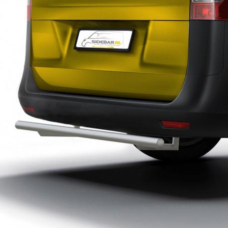 RVS Ford Custom Backbar Gepolijst