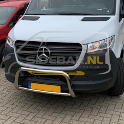 RVS Pushbar Mercedes Sprinter 2018+ (TÜV)