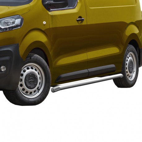 Sidebars 64mm Opel Vivaro 2019+ Mat