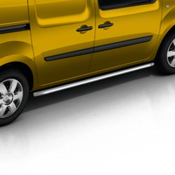 Sidebars Citroën Jumpy Geborsteld 2007 - 2015