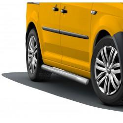 Sidebars 64mm Peugeot Expert Gepolijst 2007-2015