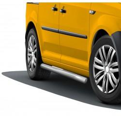 RVS sidebars Toyota Pro Ace geborsteld 2013 - 2015