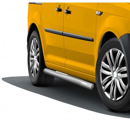 RVS sidebars Toyota Pro Ace Gepolijst 2013 - 2015