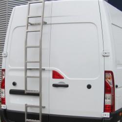 deurladder RVS dakrek Nissan NV300