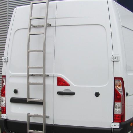 Deurladder RVS Nissan NV300