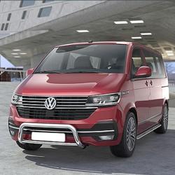 RVS Pushbar Volkswagen Transporter T6.1 TÜV