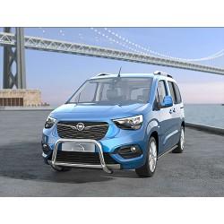 RVS Pushbar Opel Combo 2019+ TÜV