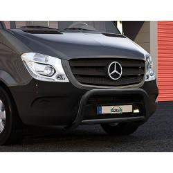 zwarte Pushbar Mercedes Sprinter 2013 t/m 2017 (TÜV)