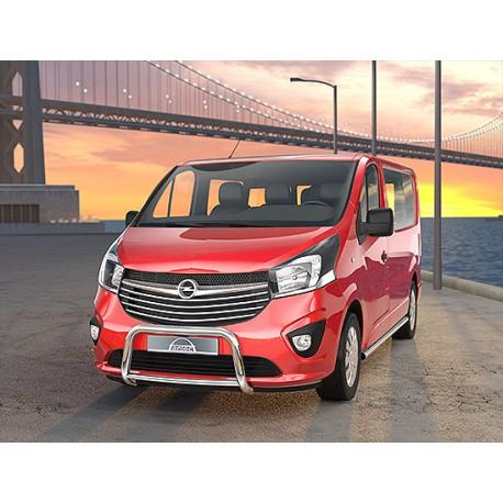 RVS Opel Vivaro crossbar 2014 tm 2018
