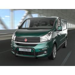 zwarte crossbar Fiat Talento (TÜV)
